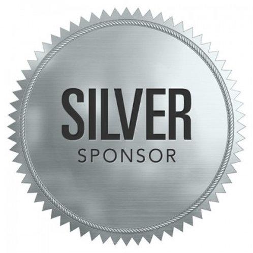 Silver Sponsorship ($250 Cash + $250 Product Donation)
