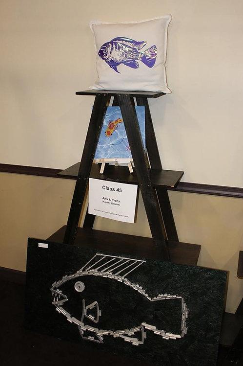 Class 34 -Arts & Crafts (Aquatic Related)