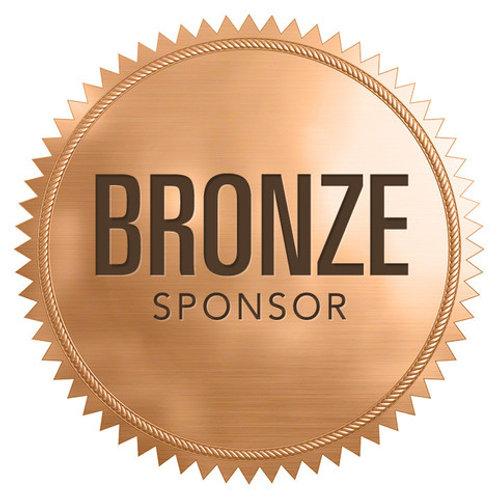 Bronze Sponsorship ($250 Cash Donation)