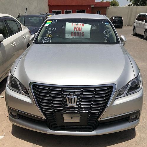 Toyota Crown 2013 Grey