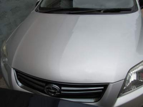 Toyota Fielder Silver 2010