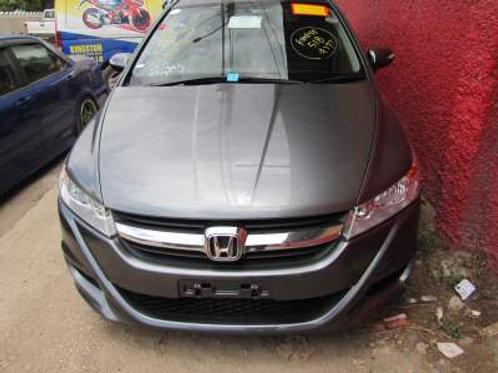 Honda Stream Gray