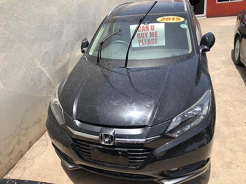 Honda Vezel 2015 Black