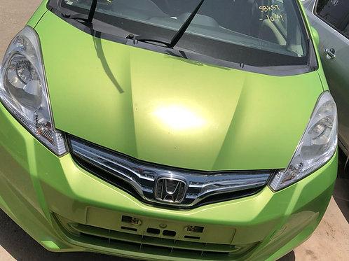 Honda Fit Green 2012 (Hybrid)