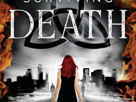 Review of Surviving Death by Sarah Gribble