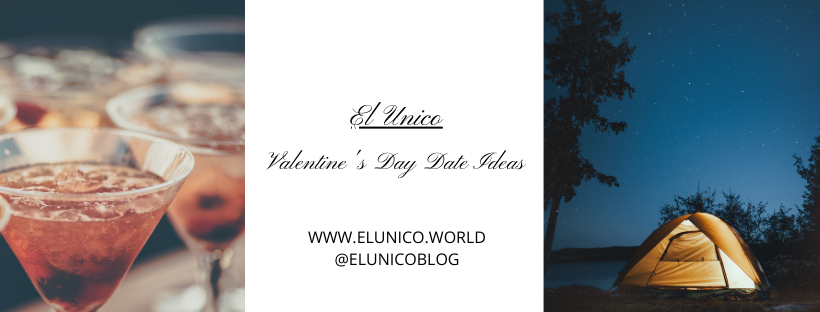 Valentine's Day Date Ideas; Lockdown Edition