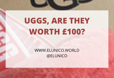 ugg slippers, are they worth £100?