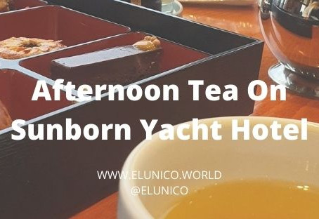 I Had Afternoon Tea On A Yacht In London