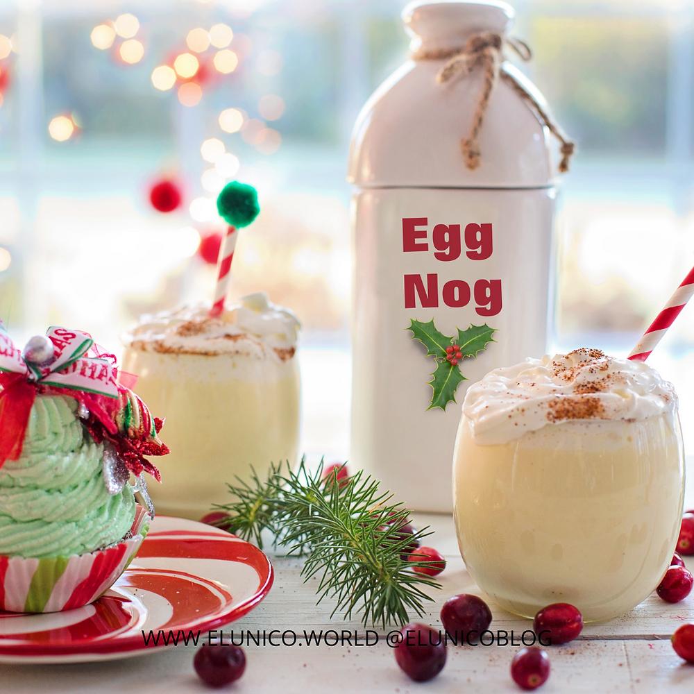 el unico, elunico, el unico blog, eggnog, christmas 2020, christmas, milk, date night, christmas date night ideas