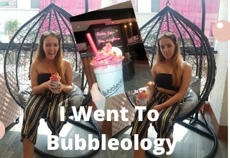 I WENT TO BUBBLEOLOGY