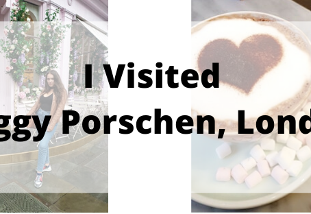 I Visited Peggy Porschen, london