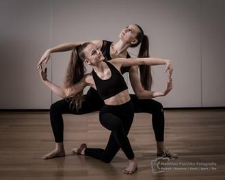 Tanzshooting Tänzerinnen