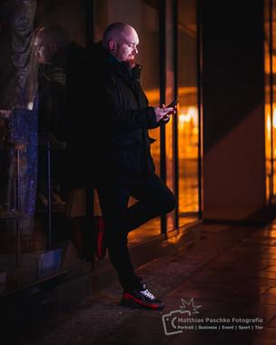 Portrait-Fotografie-Model-Thorsten-Night