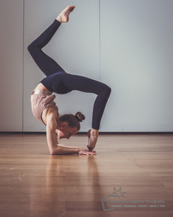 Tanzshooting mit Tänzerin