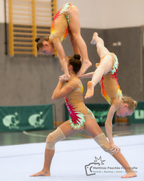 Sportakrobatik in Oldenburg