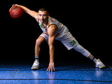 Basketball Sport Portrait
