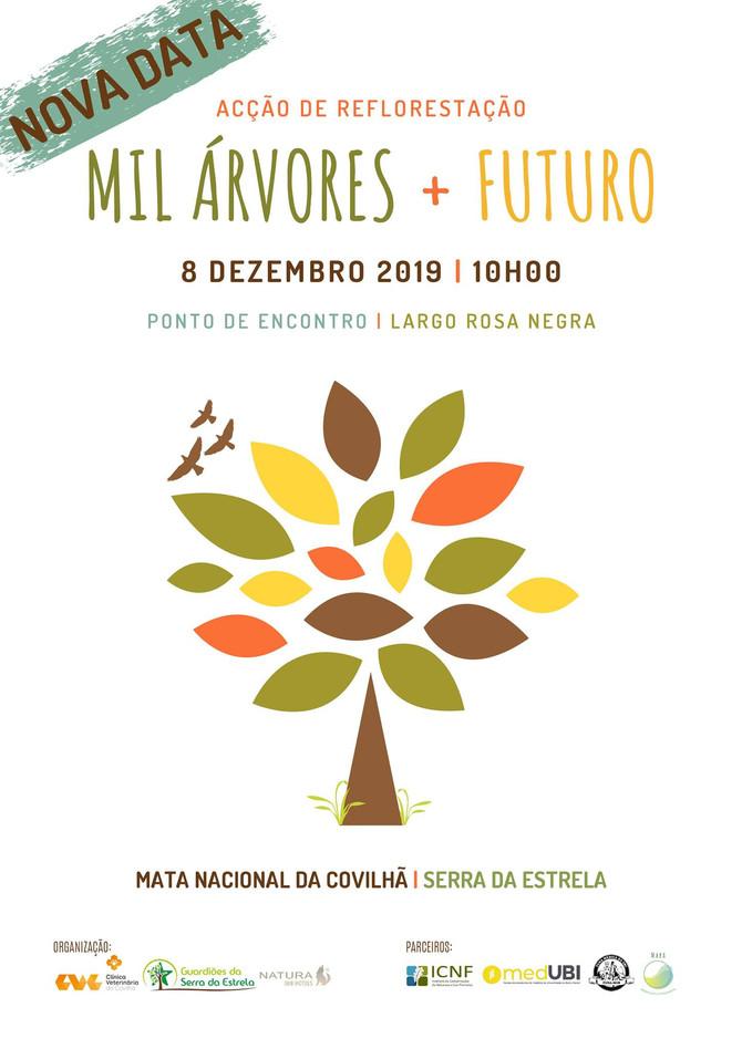 Acção de Reflorestação tem nova data!