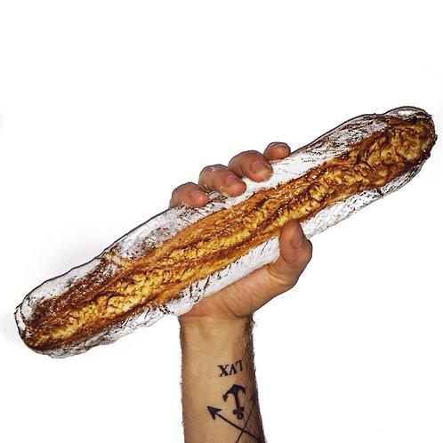 Pão Baguette au levain