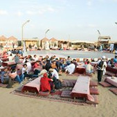 DCG holds Massive Desert Safari Retreat for 600+ IT people