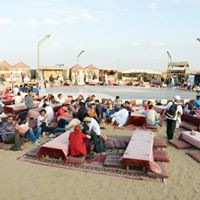 DCG holds Massive Desert Safari Retreat for 600+ IT people