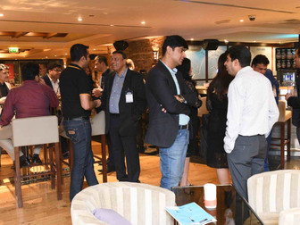 DCG hosts networking evening for channel players