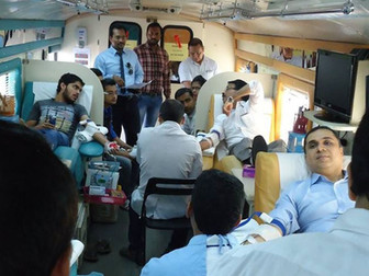 DCG Blood Donation Camp