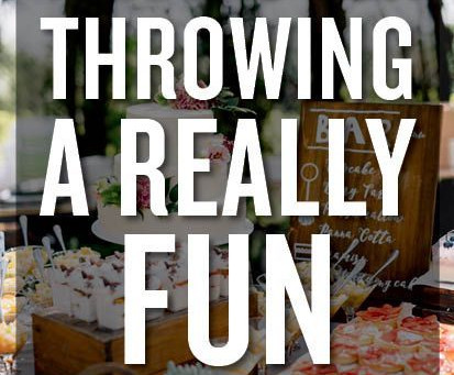 13 Ideas For Throwing The Most Fun Wedding Ever!