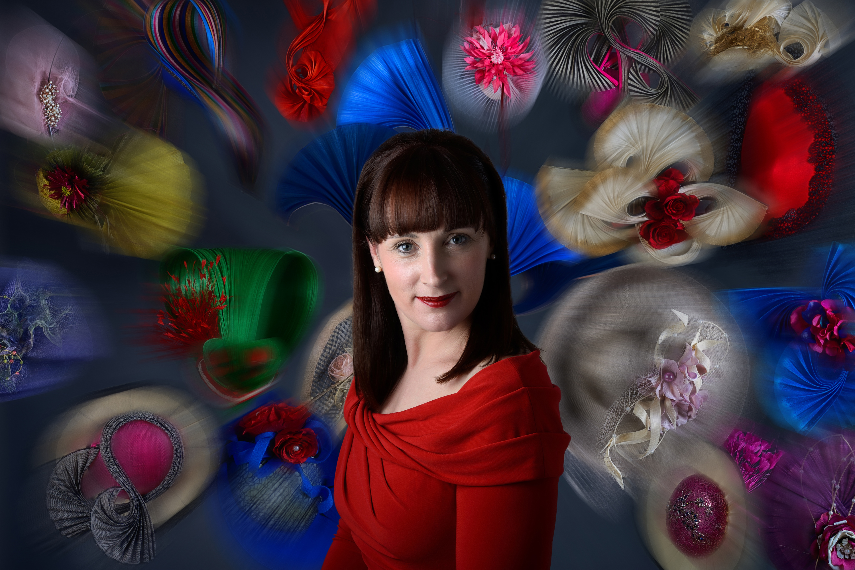 Caithriona King Portrait Galway
