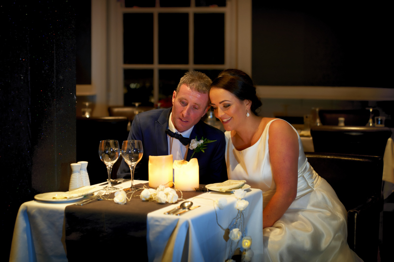wedding Bunratty Castle Hotel