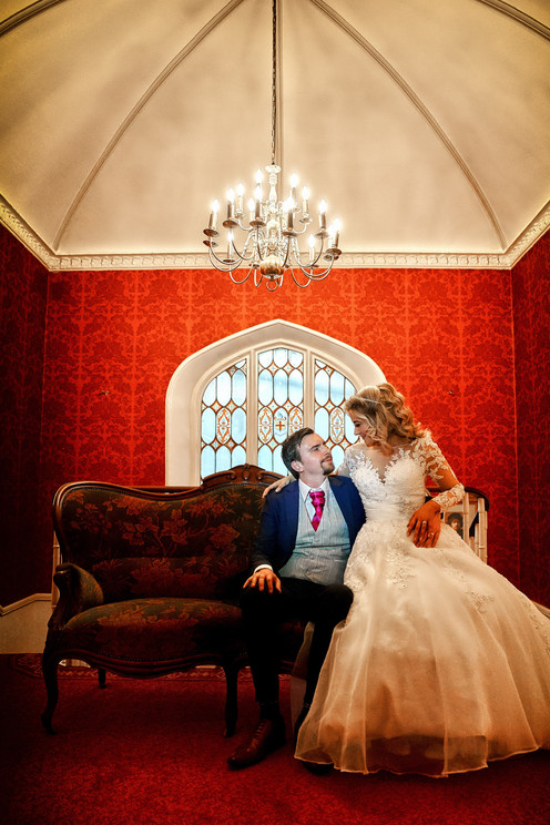 Bride & Groom photo session