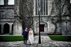 The Quadrangle wedding