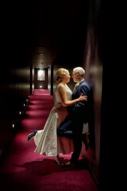Bride & Groom fashion photo session