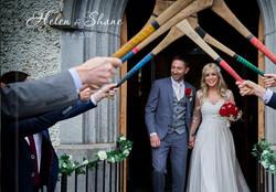 shrule church wedding