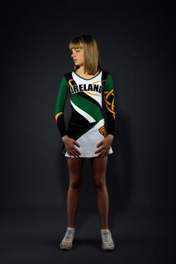 Team Ireland Coed Cheer 2014