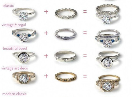 Engagement Ring Pairing