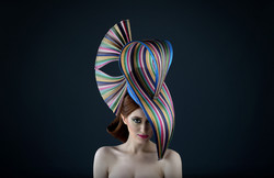 Caithriona King Milinerry hat