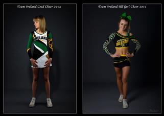 Team Ireland All Girl Cheer