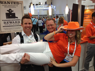 Connect Your ASAE Conference Experience to 1,000% Growth!  I DID...