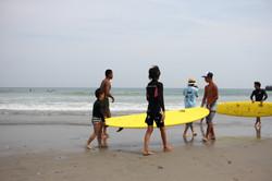 サーフィン体験