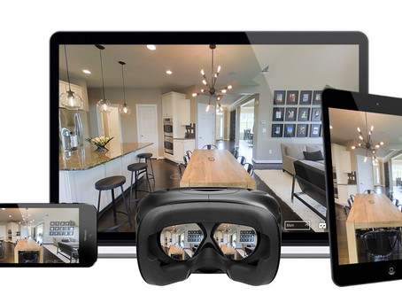 Virtual Tours: Immersive and Interactive