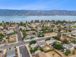 best drone photos la county