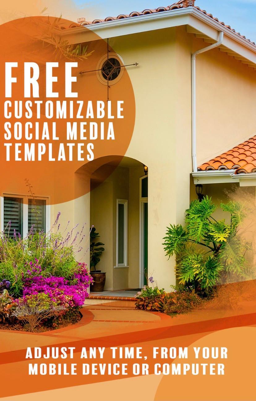 FREE Customizable Templates