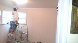 During Crown Molding