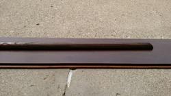 railing painting upclose