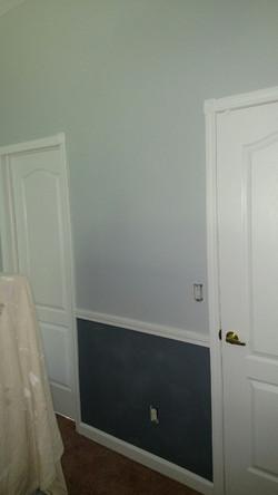 After - closet doors