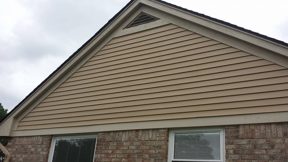 outside siding