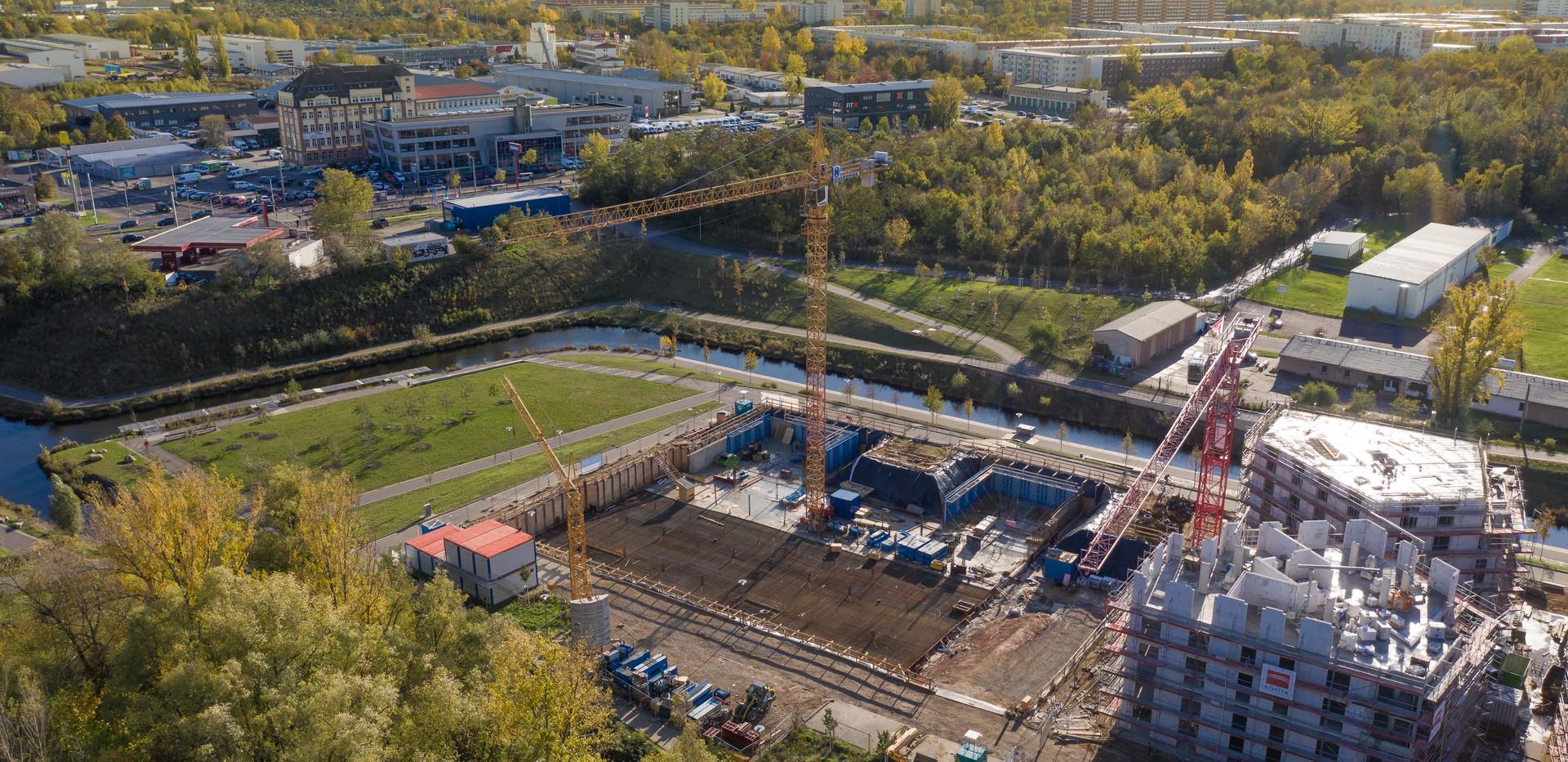 Baugrundstück November 2019