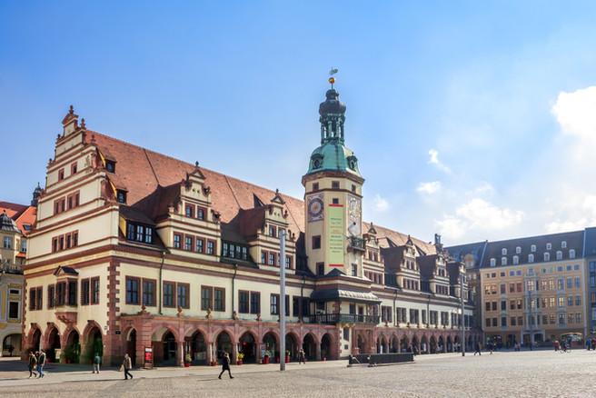 Rathaus Leipzig