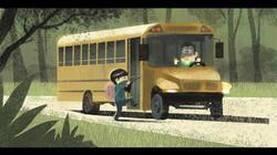 126_missed the school bus