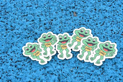 Sticky Toad